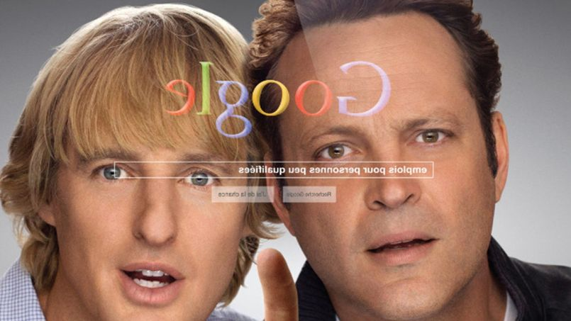 Les Stagiaires : un film publicitaire pour Google?