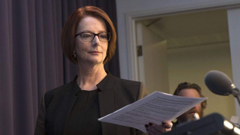 Le premier ministre australien évincé par son propre parti