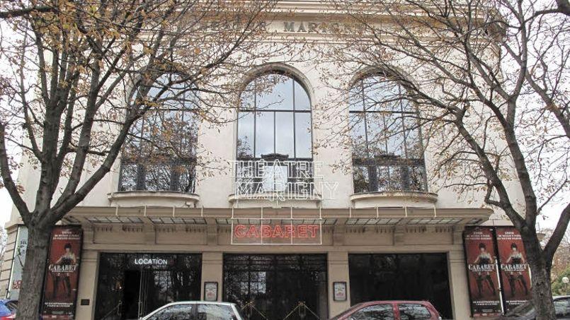 Le Théâtre Marigny, des travaux et un plan de licenciement