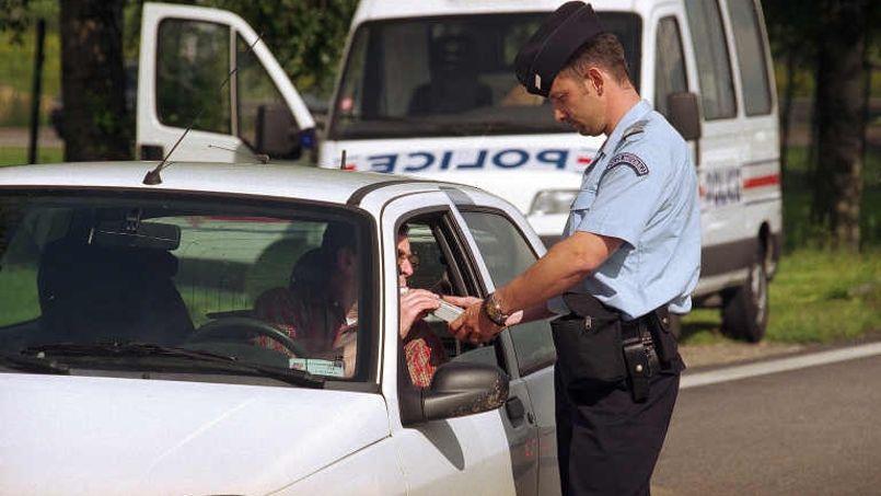Alcool au volant: les Français ont peu de risques d'être contrôlés