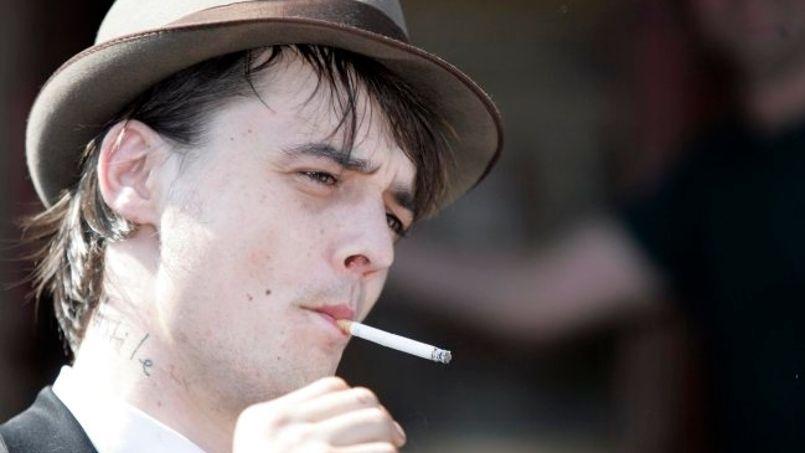 Pete Doherty vend les mégots d'Amy Winehouse
