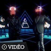 Daft Punk : faux clip de Lose Yourself