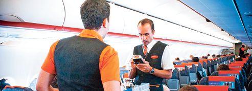 Aérien: les compagnies misent sur les services annexes