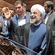 Iran: que change l'élection de Rohani?