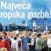 La Croatie entre dans l'Union européenne