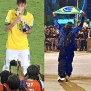 Le Brésil entre joie et colère