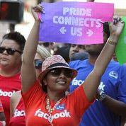 Facebook défile pour le mariage pour tous