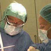 Des lunettes Google en salle d'opération
