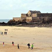 Une plage sans tabac à Saint-Malo
