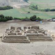 Une pyramide cible de malfaiteurs au Pérou