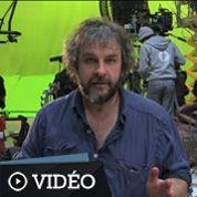 Hobbit 2: en coulisses avec Peter Jackson