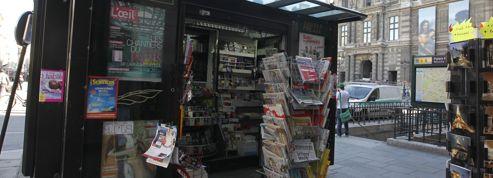 Recul des ventes des quotidiens nationaux en mai