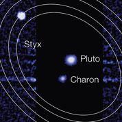 Les lunes de Pluton n'auront pas un nom de «Star Trek»