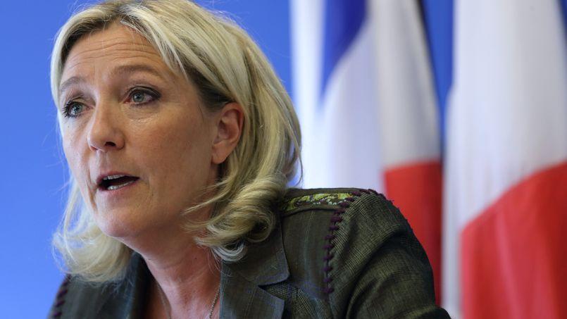 La cote d'avenir de Marine Le Pen atteint 31%.