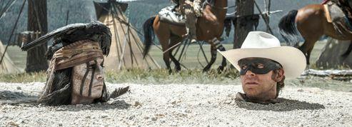 Lone Ranger reste tout seul au box-office américain
