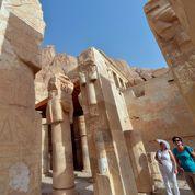 Des séjours en Égypte suspendus