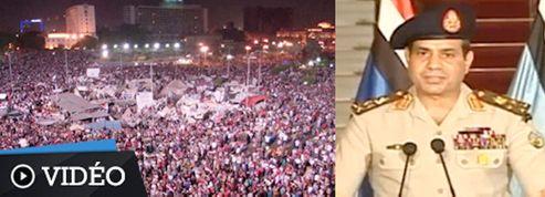 Égypte : la nuit où Mohammed Morsi a été renversé