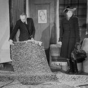 «Monsieur, vous avez coupé mon tapis»