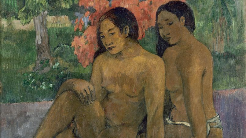 Paul Gauguin, <i>Et l'or de leurs corps.</i>