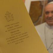 Extraits de l'encyclique Lumière de la foi :