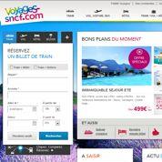 Train: les Français prêts à réserver sur Google