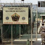 Nourri de force en soutien aux prisonniers de Guantanamo