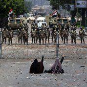 L'Égypte sombre dans la violence