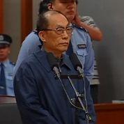 Chine: prison à vie pour l'ex-ministre du Rail