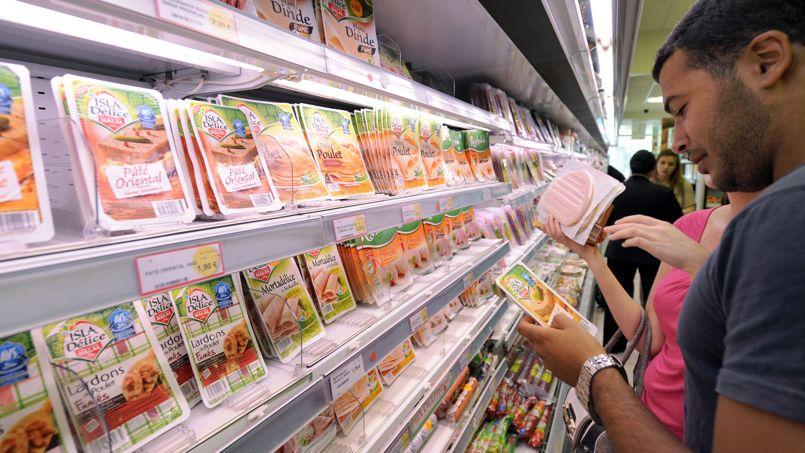 Les produits halal restent l'apanage des supermarchés