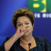 La popularité de Dilma Rousseff s'effondre