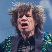 Jagger, sa mèche vendue 4600 euros