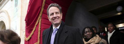 Tim Geithner, un conférencier très recherché