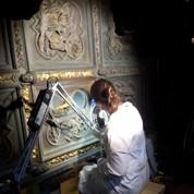 Florence : les portes du Baptistère restaurées
