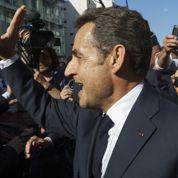 Pour l'UMP, Sarkozy amontré son «envie»