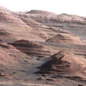Mars: Curiosity entame sa grande traversée