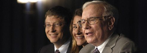 Warren Buffett donne deux milliards de dollars à la fondation Gates
