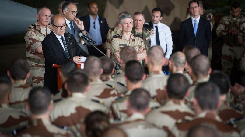 L'image de l'armée renforcée chez les Français