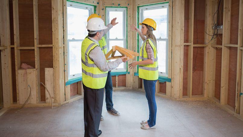 habitation assurer une maison en construction