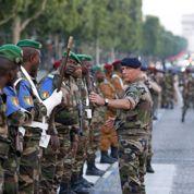 14 juillet : l'armée malienne à l'honneur