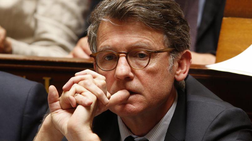 Vincent Peillon, ministre de l'Éducation nationale, le 9 juillet, à l'Assemblée nationale.