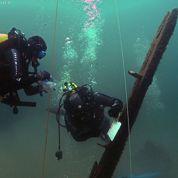 Archéologie: plongée dans l'histoire du «Griffon»