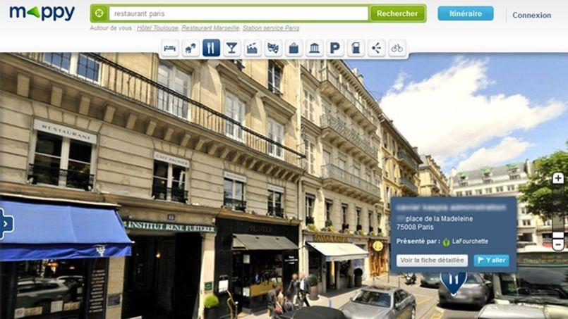 Face à Google, Mappy se rapproche du petit commerce