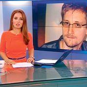 Poutine tire profit de l'affaire Snowden