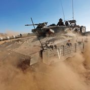 Attaque d'un dépôt de missiles en Syrie