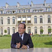 Allocution : Hollande ne rassure pas sa majorité