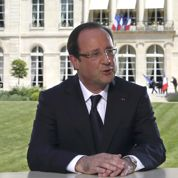 Hollande : une audience en net recul