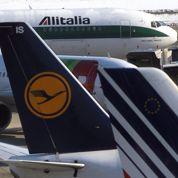 Les majors de l'aérien menacés en Europe