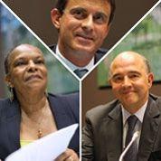 Cahuzac: trois ministres sur la défensive