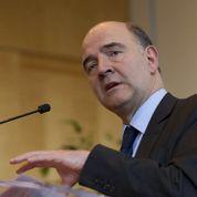 Pour Moscovici aussi, «la reprise est là»