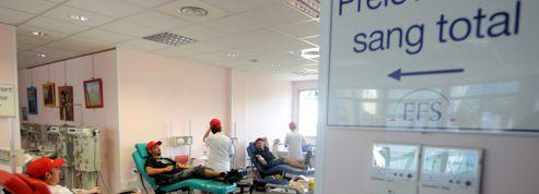 Le débat sur le don du sang des homosexuels relancé